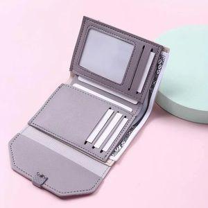 🆕 Foldable Wallet Purple